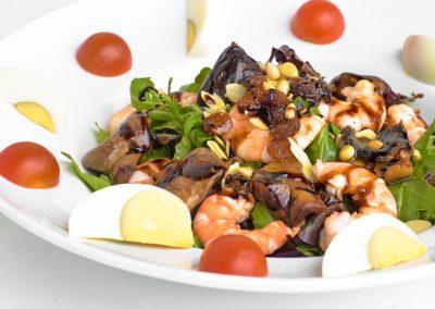 Salada à Jockey